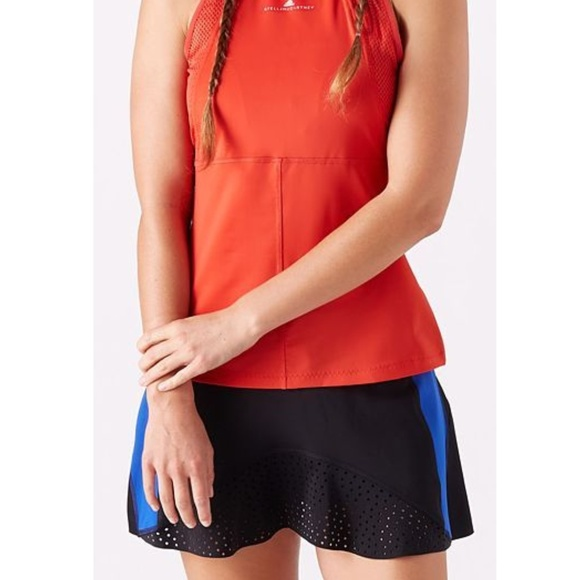 46087ffef2 Adidas by Stella McCartney Skirts   Blackbold Blue Skirt   Poshmark
